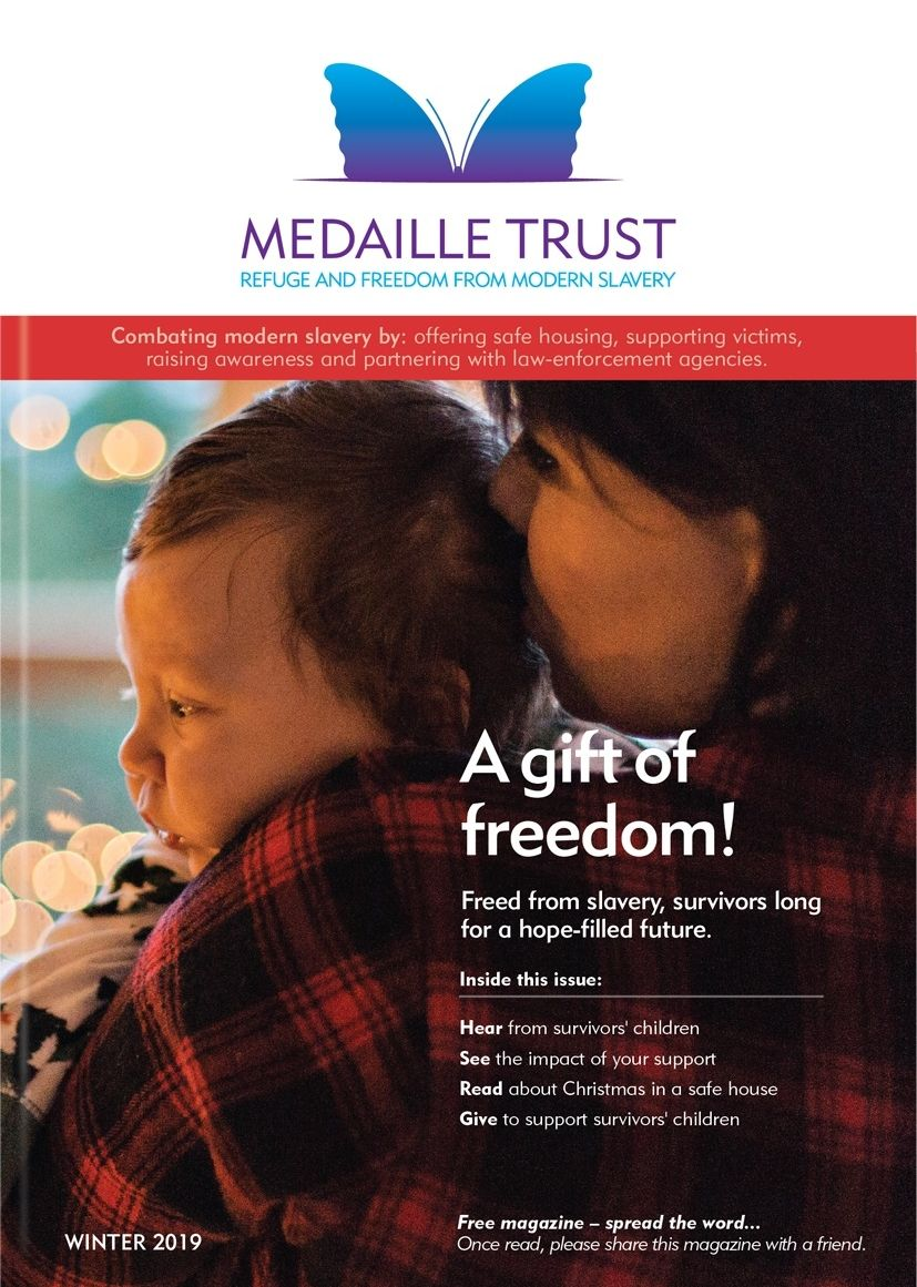 Medaille Trust Winter Magazine 2019